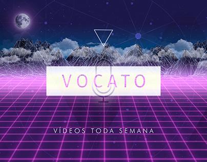 Vinheta VOCATO 2017 - Segundo semestre