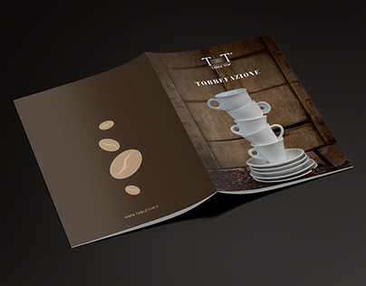 Editorial photography / Brochure Graphic design