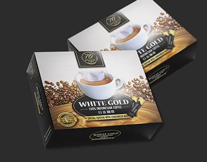 70 Fahrenheit Koffie - Product Packaging Design