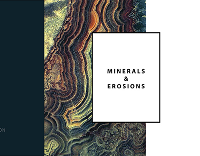 Minerals & Erosions - Graduation Project