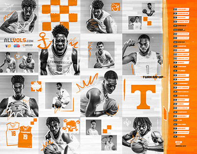 Tennessee Basketball '18-19