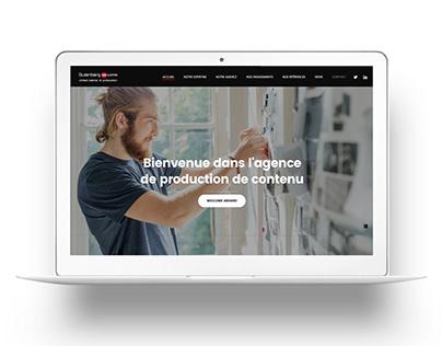 Gutenberg Networks : website