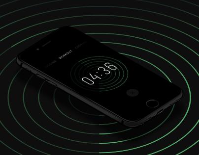 Tixx — timer for iOS