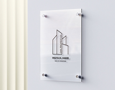 Oak Properties | Logo Design