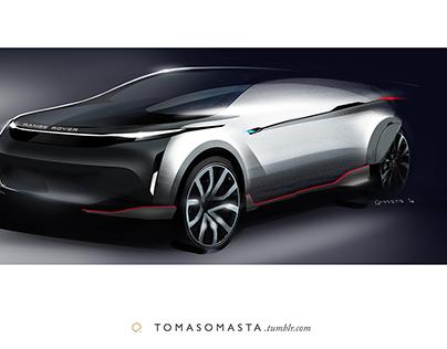 Range Rover Autonomy 2025
