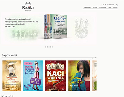 Replika publishing house