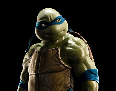 WIP Leonardo of Ninja Turtles
