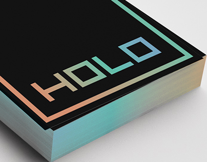 Holo - Stationery
