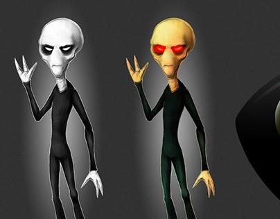 Aliens & UFO
