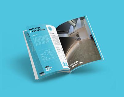 Identity & site for interior design studio Iconlab