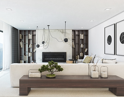 Contemporary Apartment Marbella