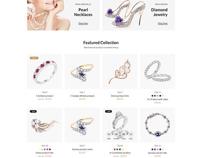Corano – Jewelry Shopify Theme