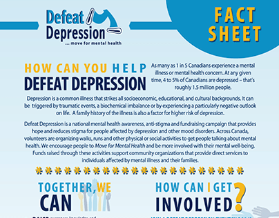 Mood Disorders Society of Canada - Defeat Depression
