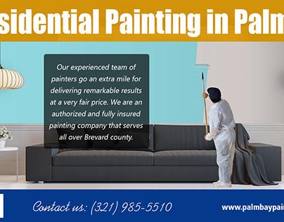 Palm Bay Interior Painter