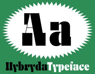 Hybryda Typeface