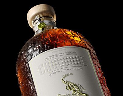 Crocodile Rum CGI