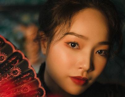 Attractive Beauty   HongKong Color - LDTPhotos  