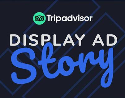 Display advertising at Tripadvisor