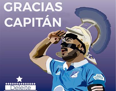 Gracias Capitán - Ilustración
