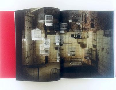 Kamila Zenata - Event Horizon. Exhibition catalogue