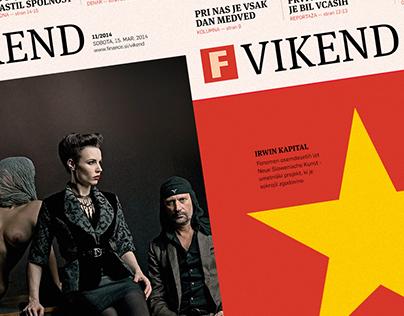 Finance Vikend – Newspaper