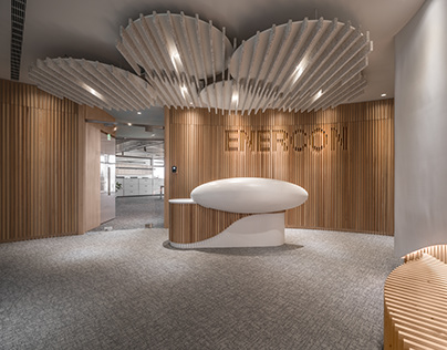 ENERCON office/ AJA Architects Associates
