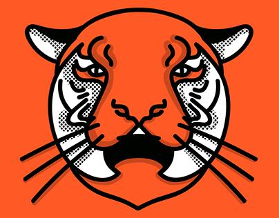 Tiger's Wink