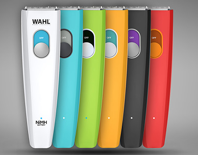 Hair Clipper Design Concepts for Wahl