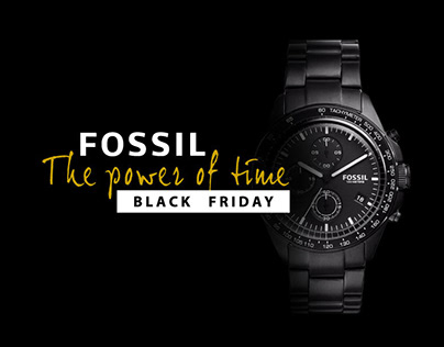 FOSSIL - The power of time