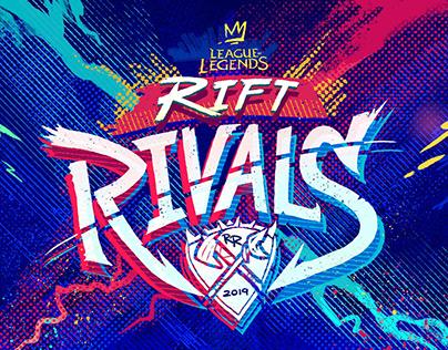 Rift Rivals (Riot Games - League of Legends) Esports