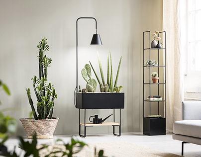 Plant furniture for Kekkilä™