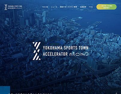 Yokohama Sports Town Accelerator
