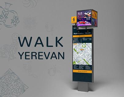 Yerevan Walk