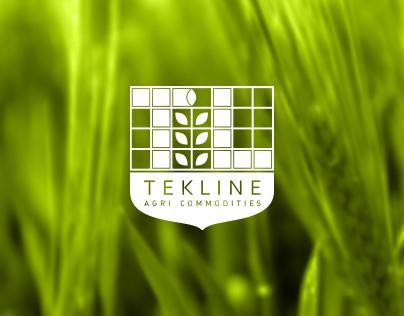 TEKLINE — Logotype & Branding