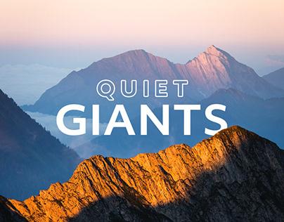 Quiet giants