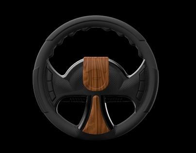 Steering Wheel Concepts