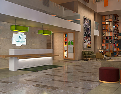 HOLIDAY INN HOTEL PROJECT
