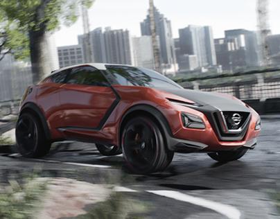 NISSAN | GRIPZ Concept Car Frankfurt Motor Show 2015