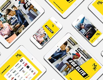 #BeElite Apprenticeships Integrated Campaign
