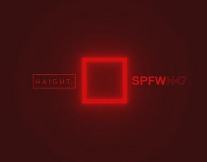 HAIGHT - Tempo Suspenso
