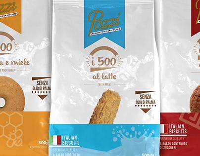 Packaging Pozzi-i500