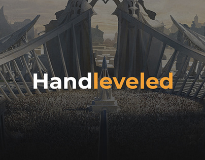 Handleveled webdesign