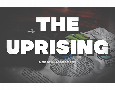The Uprising Branding, Packaging, and Product Design