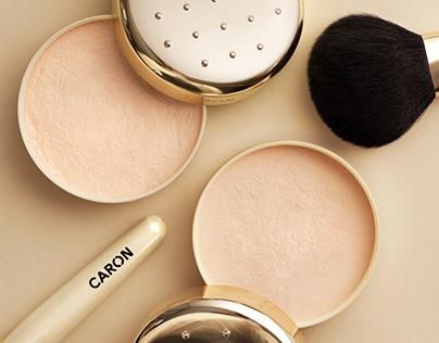 Post production for Caron Paris Parfums