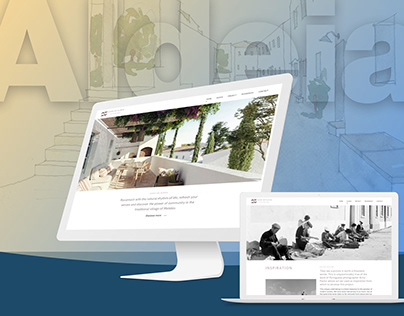 Casas Da Aldeia Web Project