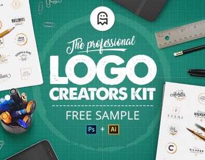 The Professional Logo Creators Kit - Free Sample