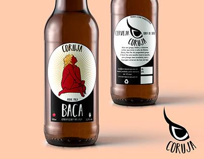 Redesign de Embalagem para a Marca de cervejas Coruja