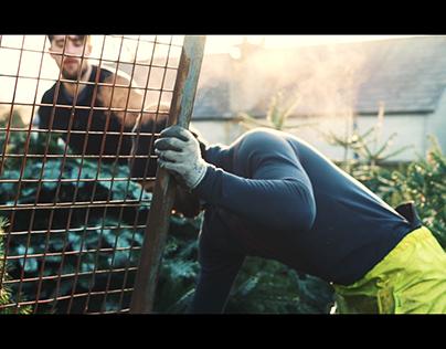 Greenmount Christmas Tree Farm - Film