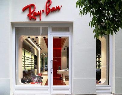 Ray Ban Optical Store