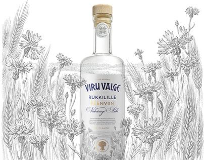 Viru Valge Rukkilill